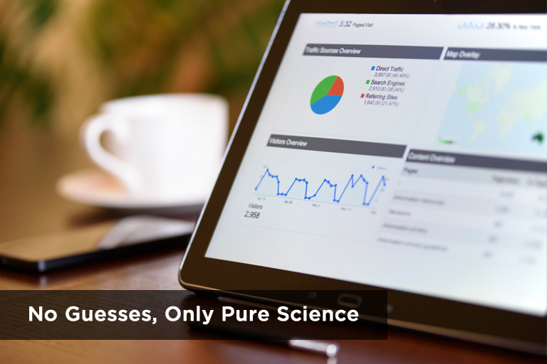 No-Guesses-Only-Pure-Science